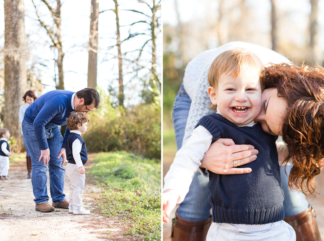 family photo session in Orangeburg, SC | Nicole Watford Photography
